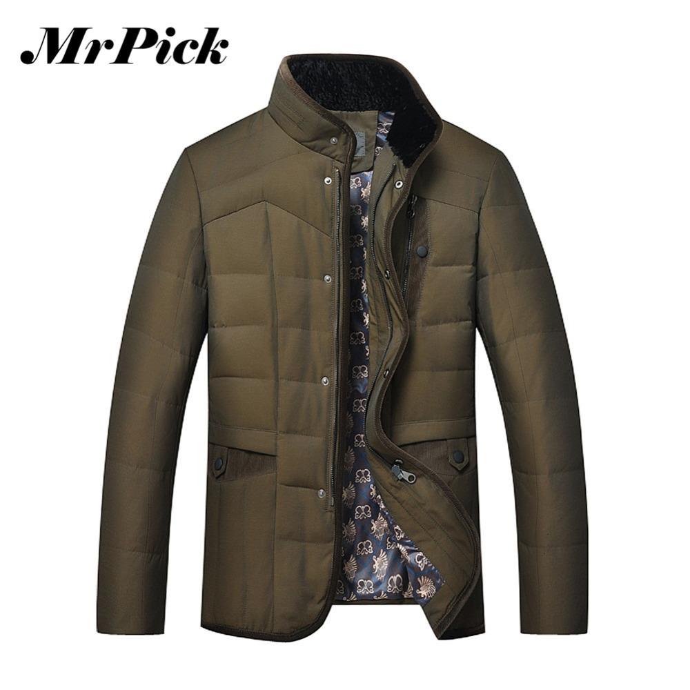 Fashion Down Padded Lightweight Mens Jackets 2015 Winter