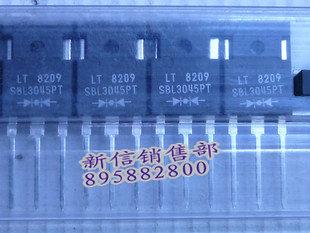 Schottky diode test SBL3045PT original package shelf .(China (Mainland))
