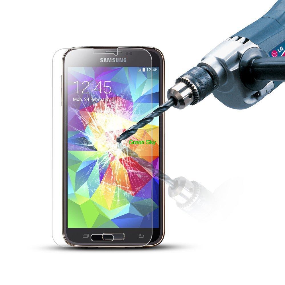 Защитная пленка для мобильных телефонов 0,3 2.5d Samsung S5 Samsung S5 защитная пленка для мобильных телефонов samsung s5 i9600 9h 0 3