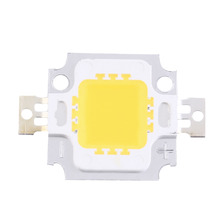 10W High Power Integrated LED lamp Beads Chips SMD Bulb Warm White For DIY Flood light Spotlight(China (Mainland))