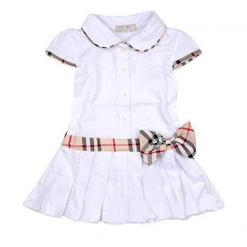 Teenage Girl Dress Princess 100%Cotton Little Girls Dresses for Kids/Children Clothing Summer Toddler Baby Infant Dress(China (Mainland))