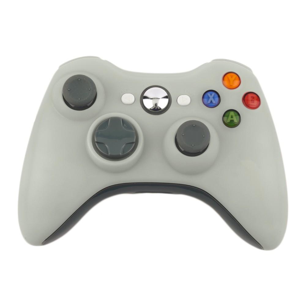 image for Blue Color 2.4G Wireless Gamepad Joypad Game Remote Controller Joystic