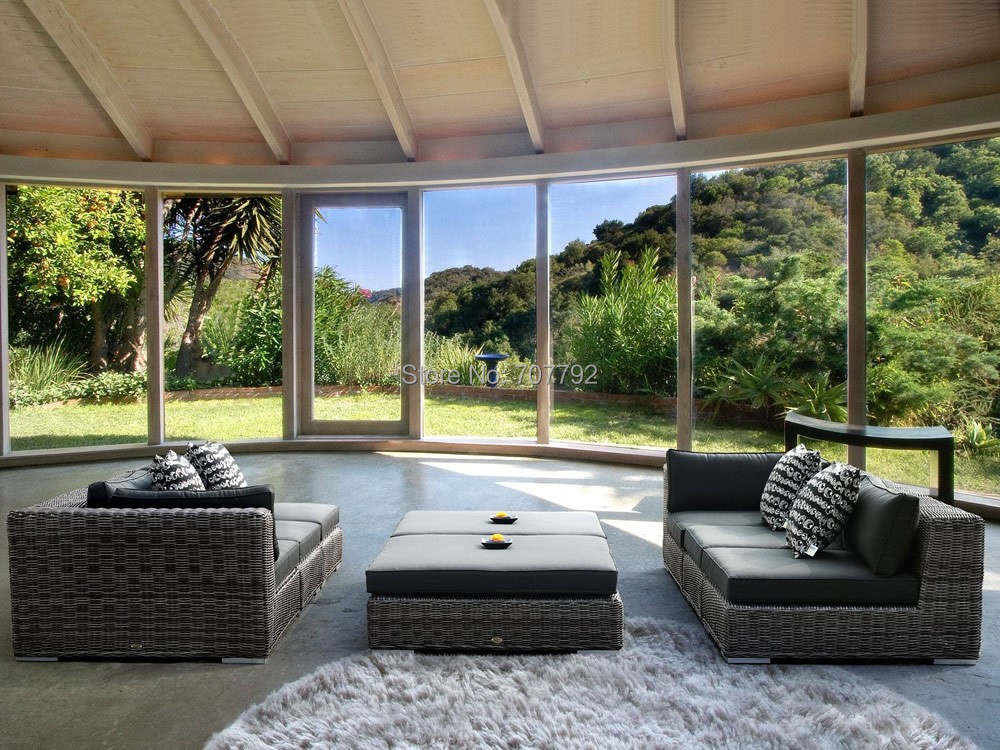 Online kopen wholesale outdoor ratan meubelen uit china outdoor ratan meubelen groothandel - Tuin meubilair ...