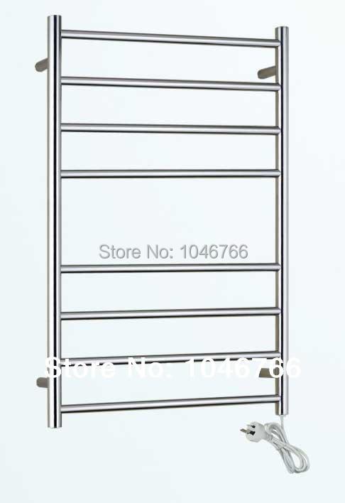 304' stainless steel towel warmer radiator, electric towel rail, towel holder,bathroom heater, bathroom accessories(China (Mainland))