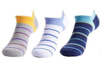 10pairs=1lot Spring and summer casual Brand men socks high quality stripe sport athletic running male socks Direct Manufacturer(China (Mainland))