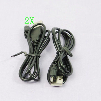 """B86""""2 X USB Charger Cable for Nokia N73 N95 E65 6300 70cm(China (Mainland))"""
