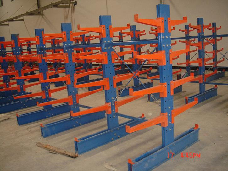 High quality Cantilever rack , adjustable rack,goods shelf, warehouse storage system(China (Mainland))