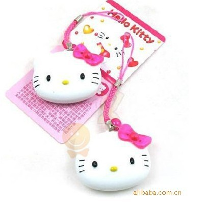 Free shipping Hello Kitty New Electronic mosquito dispeller Ultrasonic Bug Insect pest repeller bug scare(China (Mainland))