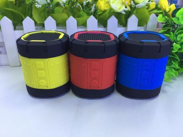 FedEx Free 10 pcs Lot XC29 Sport Bluetooth Speaker Waterproof Wireless Speaker Support FM TF Card