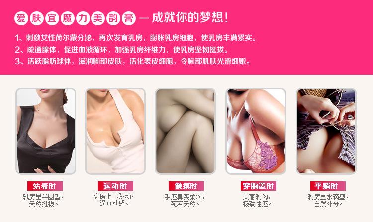 Крем для увеличения груди инструкция