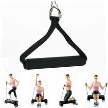 Buy NEW 1Pc Pull Handles Resistance Bands Foam Handle Replacement Fitness Equipment Black Yoga Exercise Workout Gym for $1.50 in AliExpress store