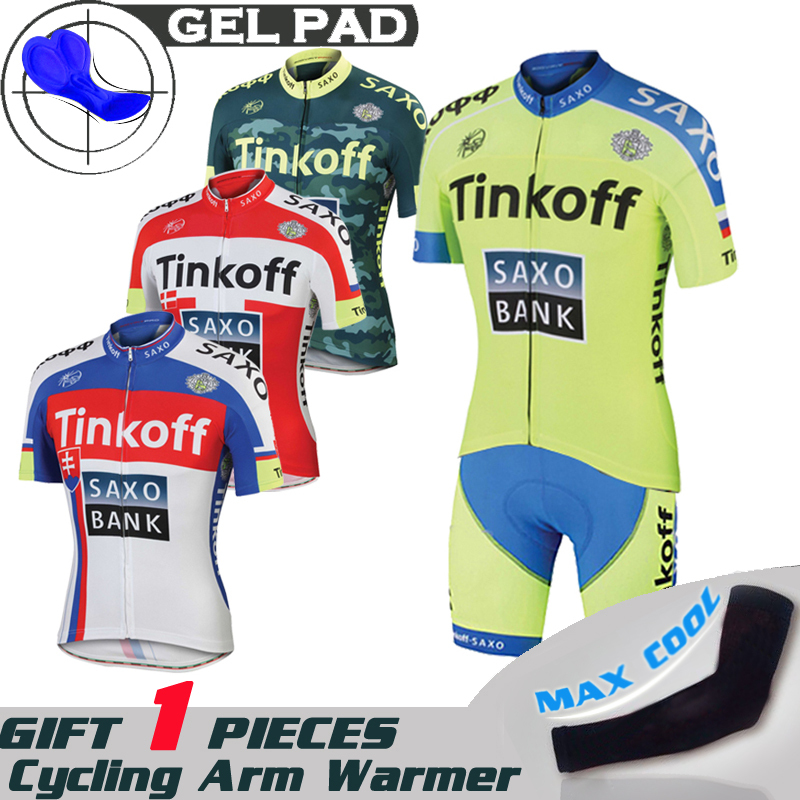 New Ropa Ciclismo 2015 Tour De France Short Sleeve Bike Clothing Men Bicycle Mtb Cycling Kit  Maillot Jersey #DN-1-15#(China (Mainland))