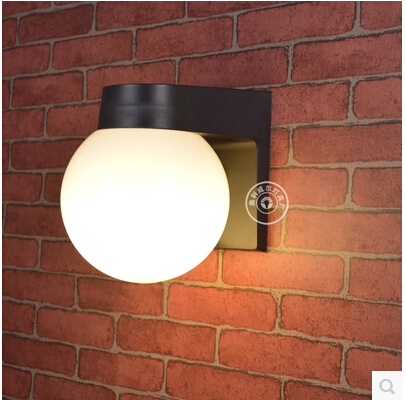 5W LED Outdoor Wall Light IP65 Waterproof led wall lamp Corridor LED garden courtyard wall lamp<br><br>Aliexpress