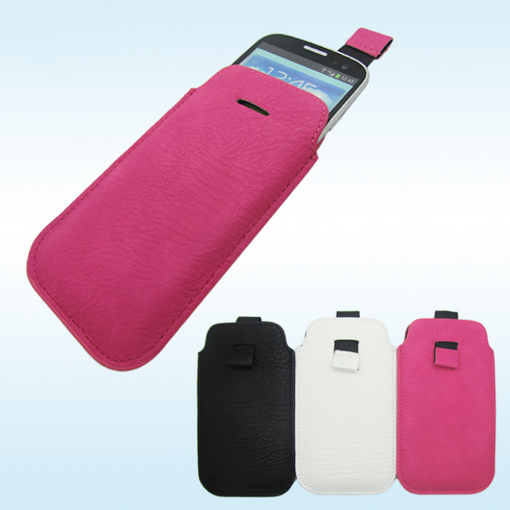 Delicate 1X New Slim PU Leather Case Cover Pouch Sleeve for Samsung Galaxy S3 S III i9300 Hot Selling(China (Mainland))