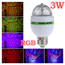 3W RGB stage lights