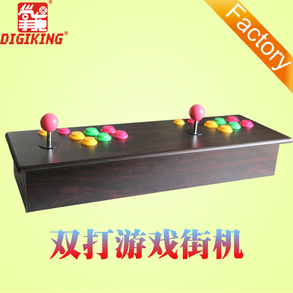 Street fighting arcade video game machine with more than 5000 games download from the cloud with AV output(China (Mainland))