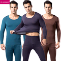 Mens Bamboo Long Johns Slim Thin Men Underwears Brand Scientific Comfortable Stretch Absorbent Suit Bottom Long