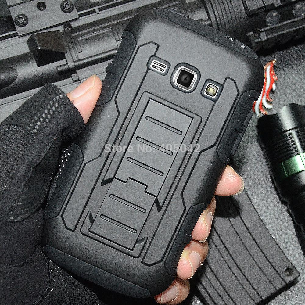 Hybrid Protective Armor Case Cover Holster Belt Clip For Samsung Galaxy Ring M840 Prevail II 2(China (Mainland))