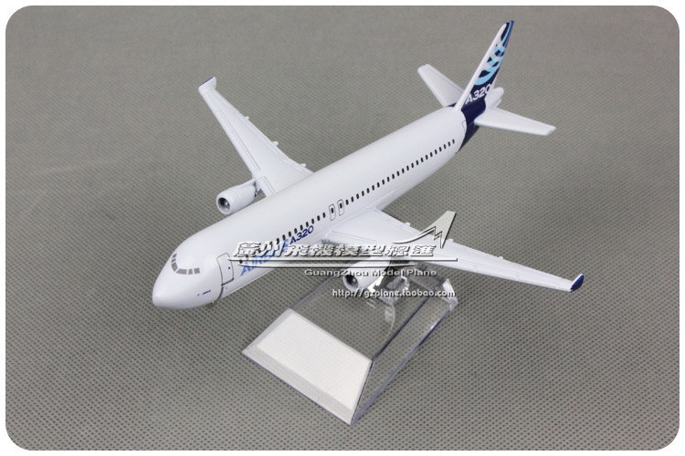 16cm Alloy Air Prototype Airbus A320 Airplane Model Airways Airlines Plane Model Diecast Souvenir Collections Free Shipping(China (Mainland))