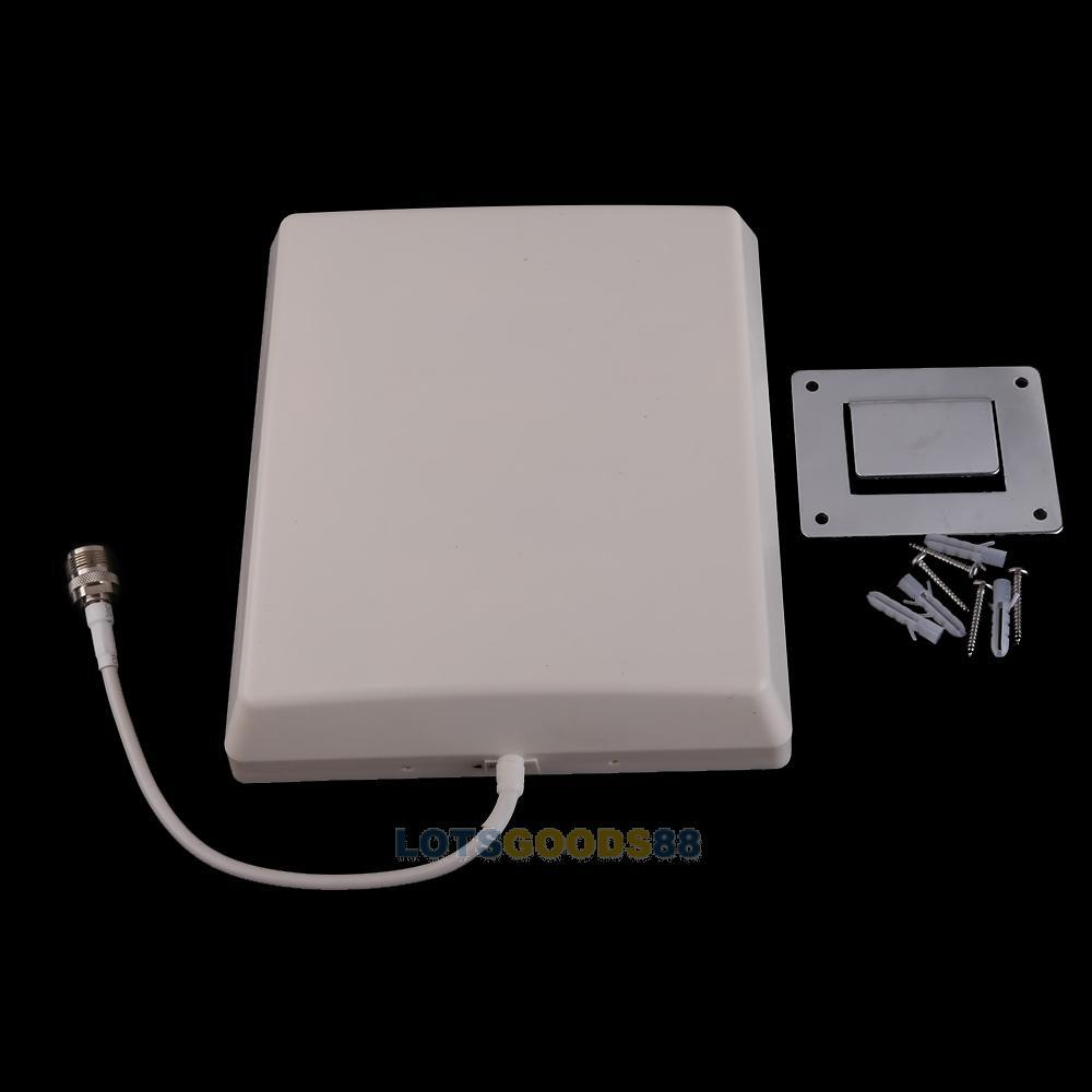 LS4G GSM CDMA Mobile Cell Phone Siganl Booster Repeater Indoor Outdoor Antenna(China (Mainland))