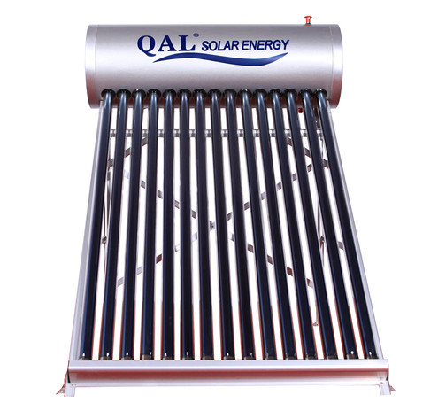 New hot Domestic non pressure Solar water heater solar collector 15 Evacuated Tubes,solar energy(China (Mainland))