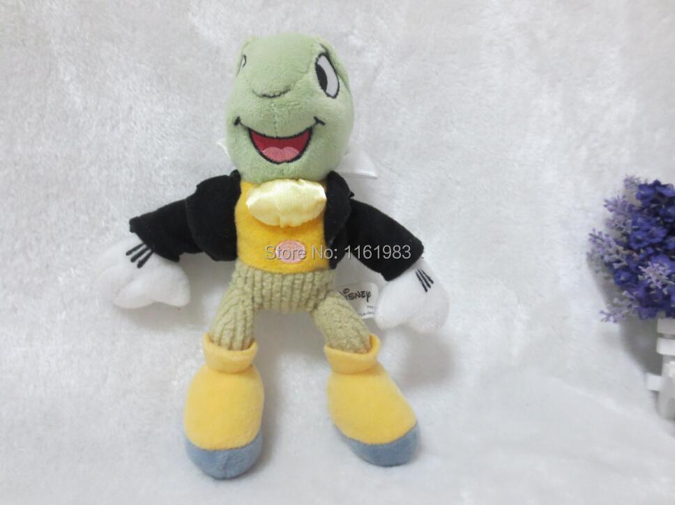 Pinocchio Jiminy Cricket Plush Doll 21cm Cricket Plush Toys(China (Mainland))