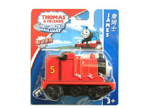 Authorized Thomas & friends Electric locomotive James Diecast Metal Thomas hook Plastic metal Railroad Train kids toy(China (Mainland))