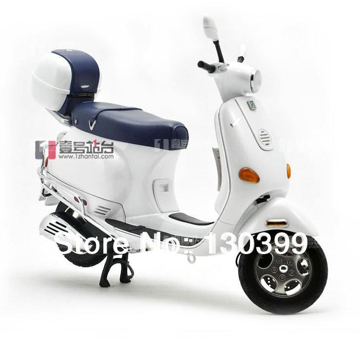 o otto AUTOART ET4 Piaggio VESPA ET4 150 1:18 model very nice!!!!(China (Mainland))
