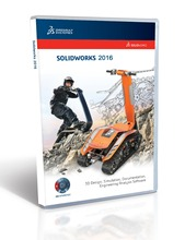 Free shipping Solidworks 2016 English 64 bit Full Version Color Packaging multilanguage(China (Mainland))