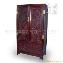 Rosewood miniature plaything red sandalwood furniture Immortals cabinet * ~(China (Mainland))