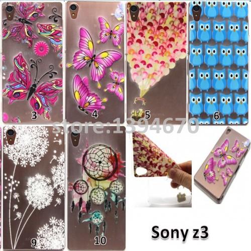 Чехол для для мобильных телефонов Unbrand 10 Sony Xperia Z3 L55T L55U D6653 FOR Sony Xperia Z3 L55T L55U D6653 защитная пленка для мобильных телефонов sony xperia z3 z3