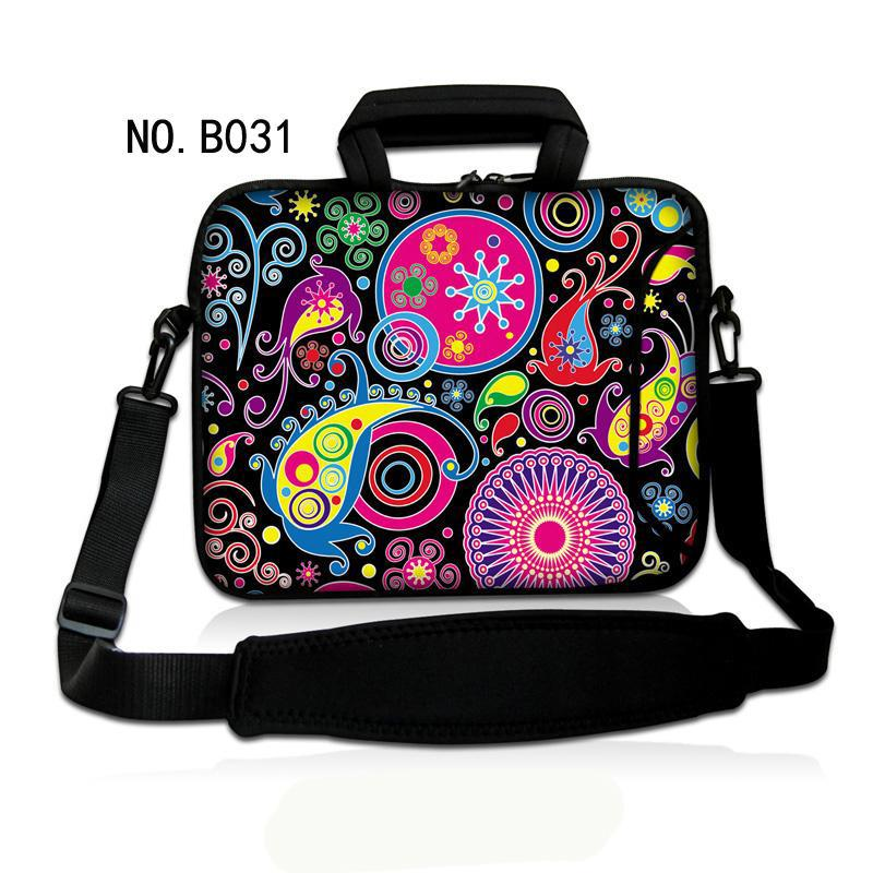 """Paisley 10"""" Laptop Shoulder Bag Case Cover For ASUS Eee Pad Transformer TF101 TF201(China (Mainland))"""