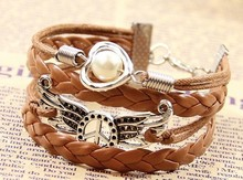 hot sell ancient silver Heart and peace woven bracelet  & Women bracelet  Ladies  Accessory Gift Jewelry(China (Mainland))