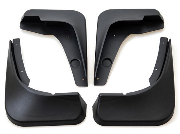 High Quality Special Mud Flaps Splash Guards Cover Car mudguards Fenders Splasher Mudflap Fit for Most Models Free Shipping(China (Mainland))