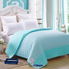 Newly Summer Thin Comforter Floral Print Air Condition Quilt Sleeping Cover Blanket Home Textile 150x200 180x200 200x230cm(China (Mainland))