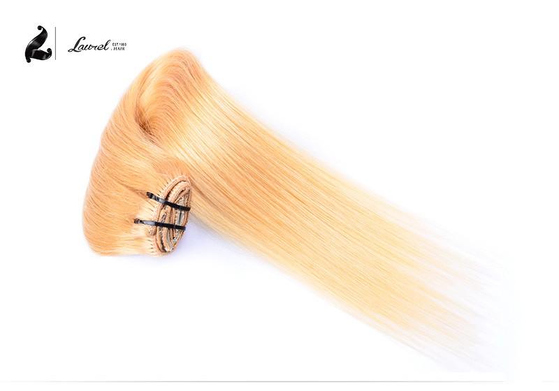 10 Color Clip In Human Hair Extensions 7Pieces Per Set Human Hair Clip In Extensions Laurel Humin Hair Extensions 70G 7pcs