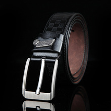 2016 Mara's Dream Mens Belts Luxury Cowboy Male Waist Strap Alloy Pin Buckle Belt Long Strap Leather Antique Designer Belts Men