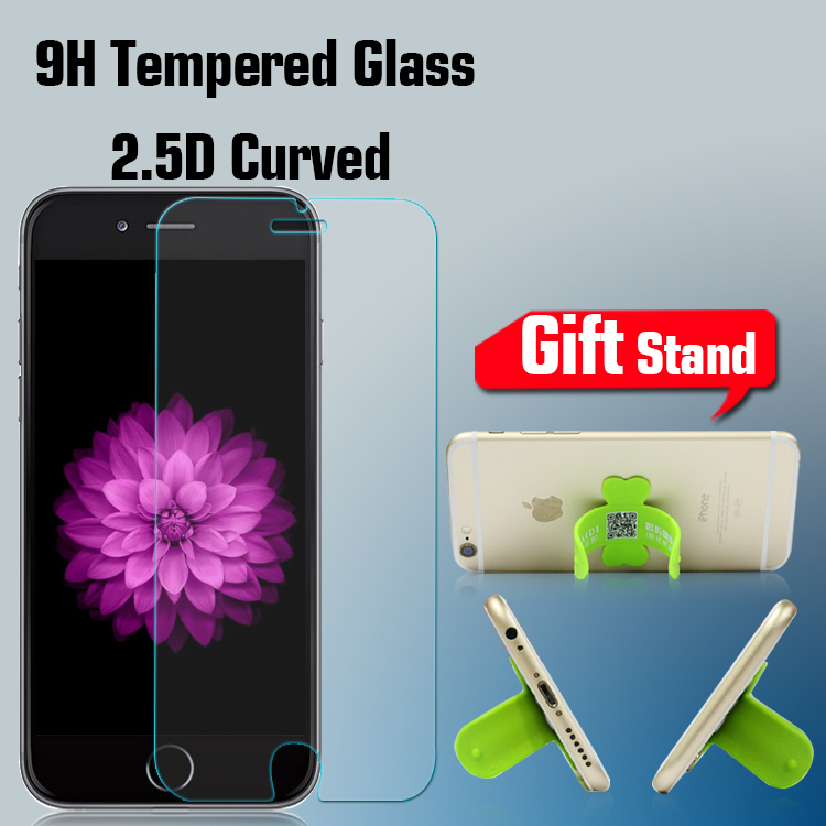 Premium Tempered Front Glass Screen Protector for Iphone 6 Plus Glass Tempered Protective Film For Iphone