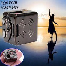 SQ8 1080P Full HD Mini Sport DV Camera 1080P Car DVR Dash Auto Recorder Cam Tiny Camcorder 12MP IR Hot(China (Mainland))