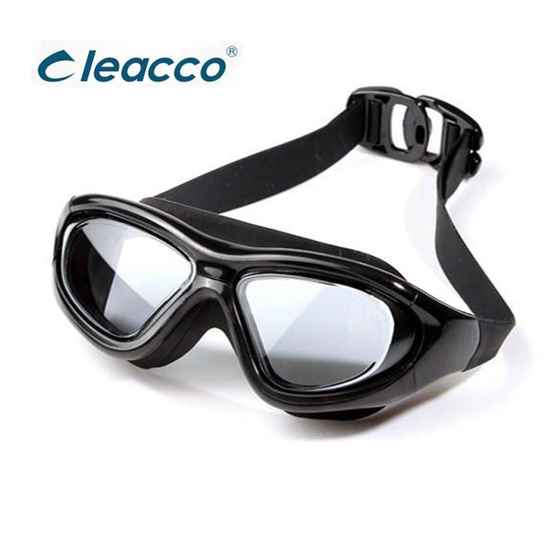 Professional Swim Goggles UV Anti fog Glasses Eyewear For Adult Men Or Women Big Frame Waterproof Prevent Mist Ultraviolet(China (Mainland))