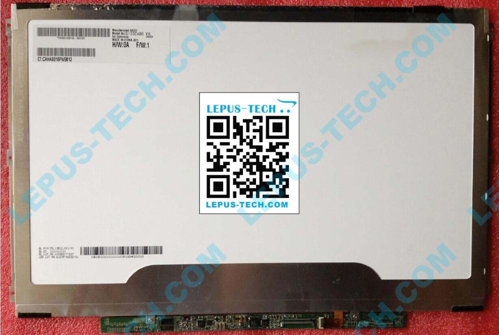 B133EW06-V0 B133EW06 V0 Original A+ Screen 13.3 LCD LED PANEL LAPTOP SCREEN from lepus-tech.com(China (Mainland))