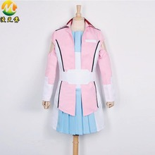 new design character Destiny Stellar Louisser cosplay costume in Gundam Seed women sexy suit
