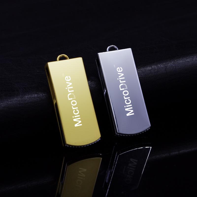 2016 brand Wholesale Super Slim Micro Drive Rotatable USB Pen 64gb 32gb usb flash drives 16 GB 8gb 4gb memory stick pen drive(China (Mainland))
