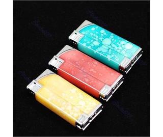 high Free Shipping 5pcs/lot NEW Electric Shock Lighter Prank Joke Trick Funny Butane Gas Lighter Gift(China (Mainland))