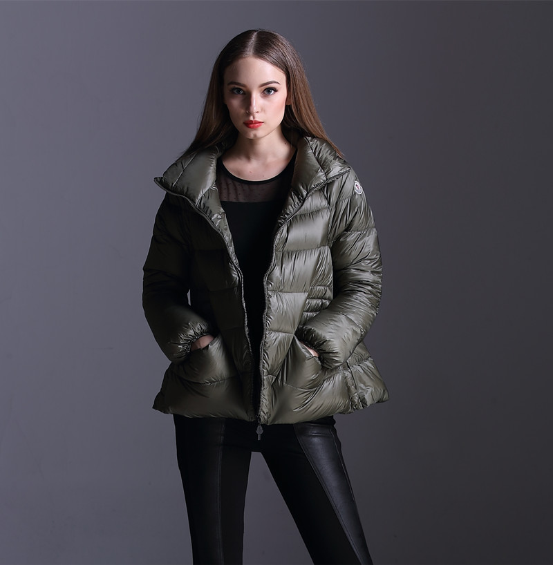 Plus size 2015 new Europe style  fashion winter duck down jacket A-Line zippered thick short coat outerwear streetwear AE046Одежда и ак�е��уары<br><br><br>Aliexpress