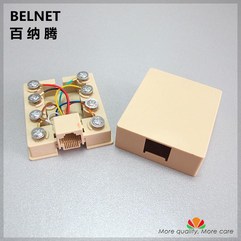 Rj45 Box Wiring - Owner Manual & Wiring Diagram Wall Box Wiring Diagram on