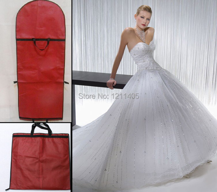 Free shipping black friday wedding dress cover bags for Black friday wedding dresses