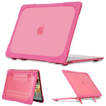 2017 Newest Arrivals Colorful Cover Apple New Macbook 12 inch Hard Case Mac book Laptop Stand - Romance Full In House store