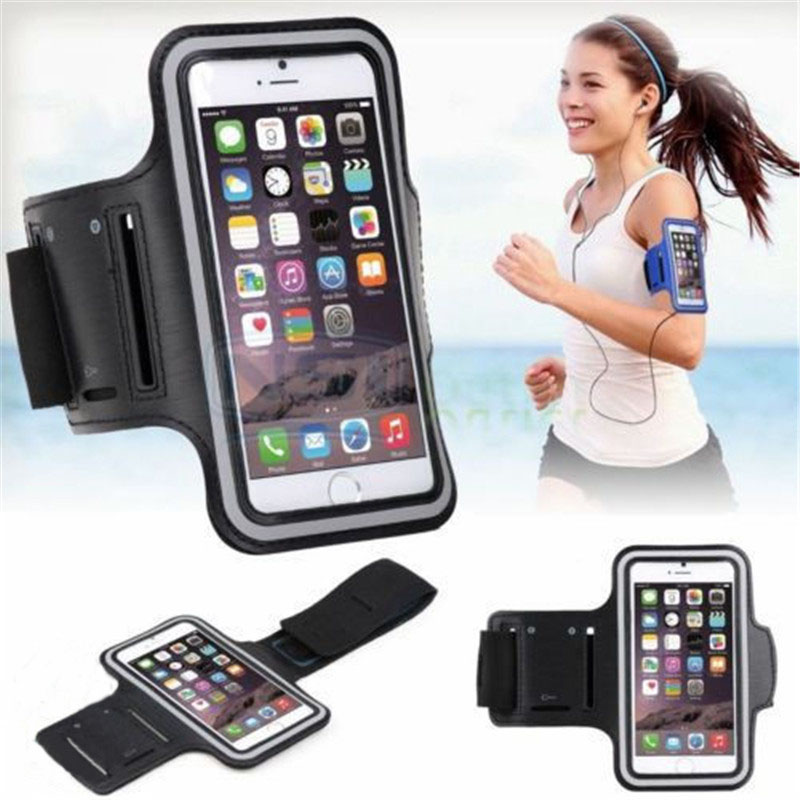 Washable Jog Sports Arm Band Gym Running Cover Case For Apple iPhone 5S 5 5C SE 6 6S Plus Cases Arm Holder Pouch Phone Case Capa(China (Mainland))