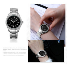EASMAN Watch Women Purple Pink Ultralight Titanium Aluminum Quartz Watches Zircon Gems Water Resistant Wristwatches Watches